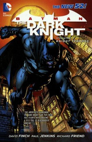 9780606317696: Batman: The Dark Knight 1: Knight Terrors