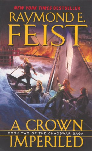 9780606318327: A Crown Imperiled (Chaoswar Saga)