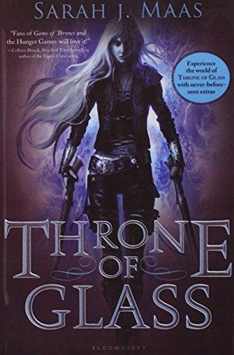 9780606318884: Throne Of Glass (Turtleback School & Library Binding Edition)