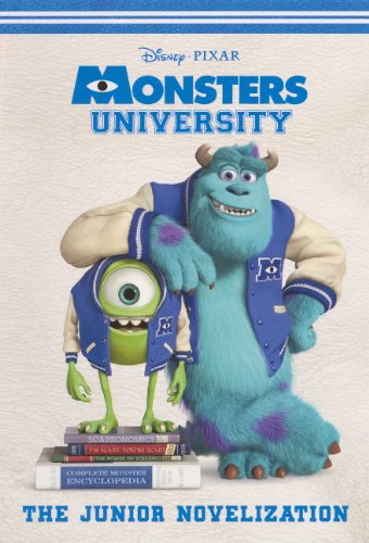 9780606319218: Monsters University Junior Novelization (Turtleback School & Library Binding Edition)