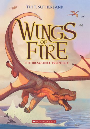 9780606319522: The Dragonet Prophecy (Turtleback School & Library Binding Edition) (Wings of Fire)