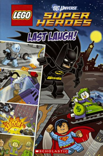 9780606320184: The Last Laugh (Turtleback School & Library Binding Edition) (Lego Dc Superheroes)