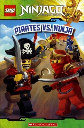 9780606320269: Pirates Vs. Ninja (Turtleback School & Library Binding Edition) (Lego Ninjago: Masters of Spinjitzu)