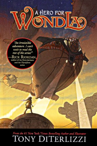 9780606320436: A Hero For Wondla (Turtleback School & Library Binding Edition)