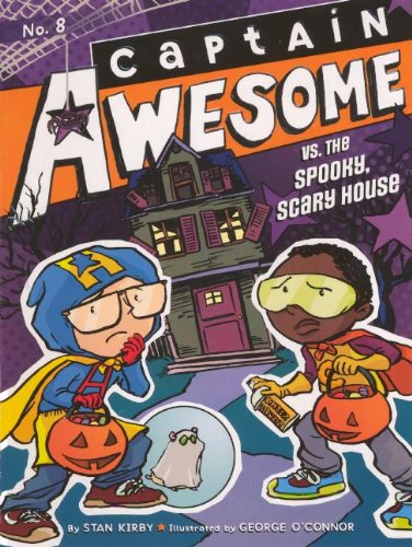 9780606320481: Captain Awesome Vs. The Spooky, Scary House (Turtleback School & Library Binding Edition)