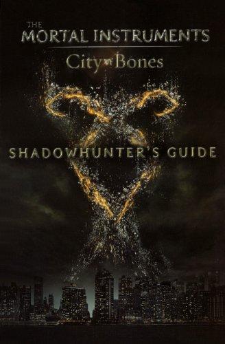 9780606320566: City Of Bones: Shadowhunters Guide (Turtleback School & Library Binding Edition) (Mortal Instruments)