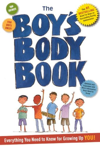 9780606320702: The Boy's Body Book