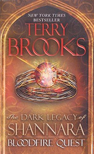 9780606320894: Bloodfire Quest (Turtleback School & Library Binding Edition) (Dark Legacy of Shannara)