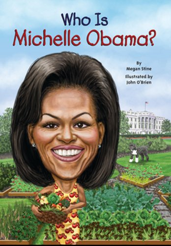 9780606321310: Who Is Michelle Obama? (Turtleback School & Library Binding Edition)