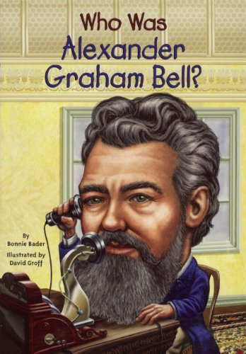 9780606321327: Who Was Alexander Graham Bell? (Turtleback School & Library Binding Edition)