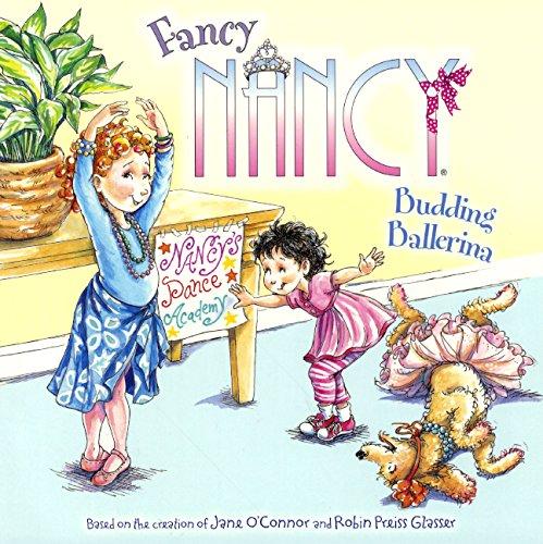 9780606321587: Budding Ballerina (Turtleback School & Library Binding Edition) (Fancy Nancy)