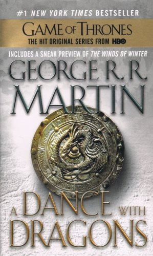 9780606321853: A Dance With Dragons (Turtleback School & Library Binding Edition) (Song of Ice and Fire)