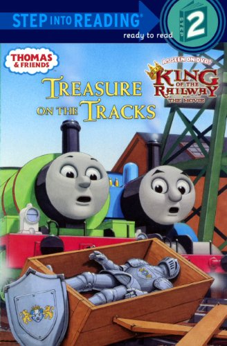 Treasure On The Tracks (Turtleback School & Library Binding Edition) (Step Into Reading: A Step 2 Book) (0606322299) by W. Awdry
