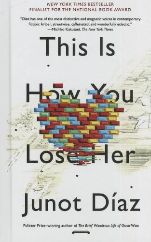 9780606322393: This Is How You Lose Her (Turtleback School & Library Binding Edition)