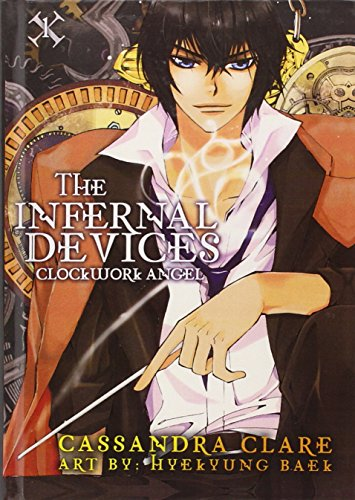 9780606322577: Clockwork Angel Graphic Novel (Turtleback School & Library Binding Edition) (Infernal Devices)