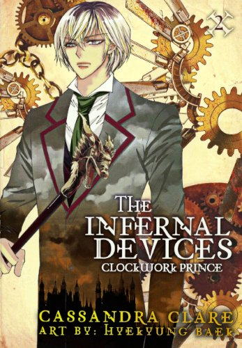 9780606322584: The Infernal Devices 2: Clockwork Prince