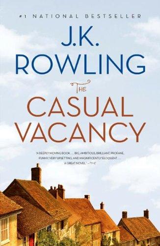 9780606322676: The Casual Vacancy (Turtleback School & Library Binding Edition)