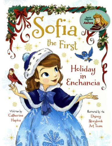 9780606322898: Holiday In Enchancia (Turtleback School & Library Binding Edition) (Sofia the First)
