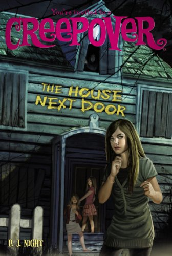 The House Next Door (Prebound): P.J. Night