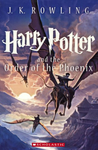 9780606323499: Harry Potter And The Order Of The Phoenix (Turtleback School & Library Binding Edition)