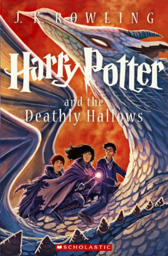 Harry Potter And The Deathly Hallows (Turtleback School & Library Binding Edition): Rowling, J....