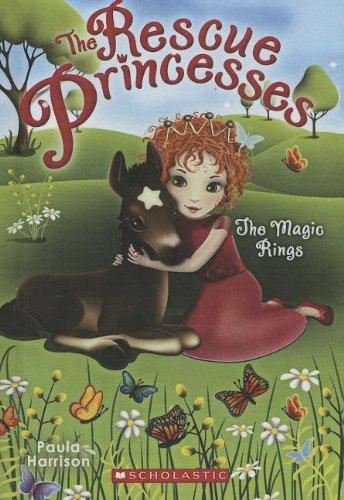 9780606323734: The Magic Rings (Turtleback School & Library Binding Edition) (Rescue Princesses)
