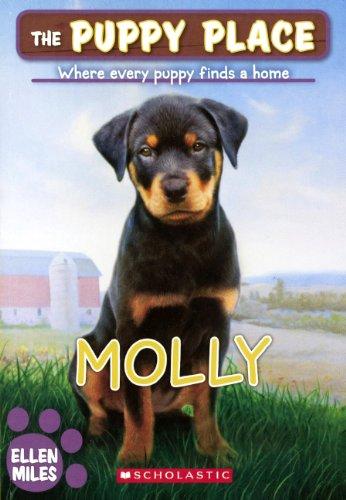 Molly (Turtleback School & Library Binding Edition) (Puppy Place): Miles, Ellen