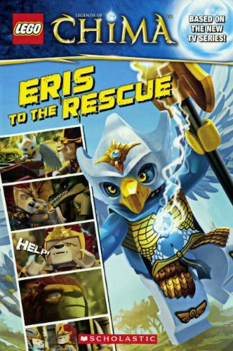 9780606323987: Eris To The Rescue (Turtleback School & Library Binding Edition) (Lego Legends of Chima)