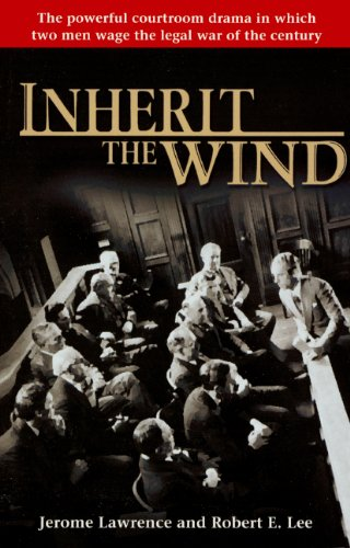 9780606324144: Inherit The Wind (Turtleback School & Library Binding Edition)