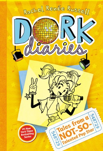 9780606324212: Tales From A Not-So-Talented Pop Star (Turtleback School & Library Binding Edition) (Dork Diaries)