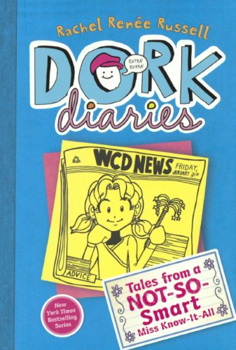 9780606324236: Tales from a Not-So-Smart Miss Know-It-All (Dork Diaries)