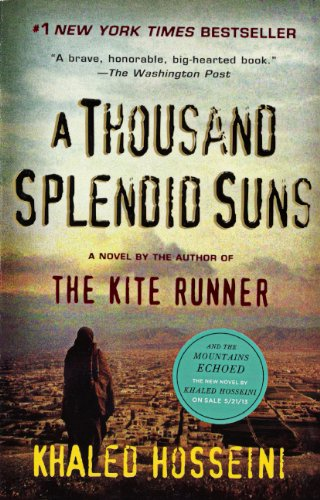 9780606324298: A Thousand Splendid Suns (Turtleback School & Library Binding Edition)