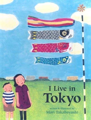 9780606325820: I Live In Tokyo