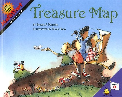 9780606326261: Treasure Map (Mathstart)