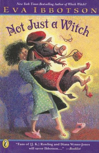 9780606327138: Not Just A Witch