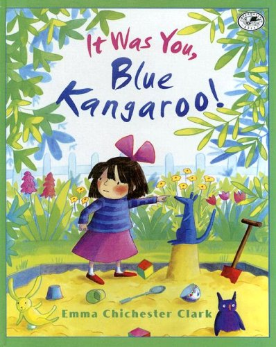 9780606327794: It Was You, Blue Kangaroo!