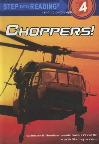 9780606327961: Choppers (Step Into Reading, Step 4)