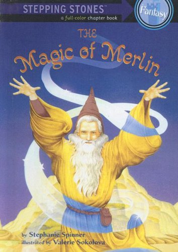 9780606328012: Magic Of Merlin (Stepping Stone Book)