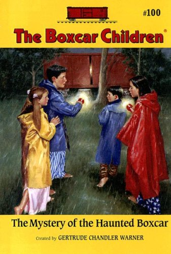 9780606328524: The Mystery of the Haunted Boxcar (Boxcar Children Mysteries)