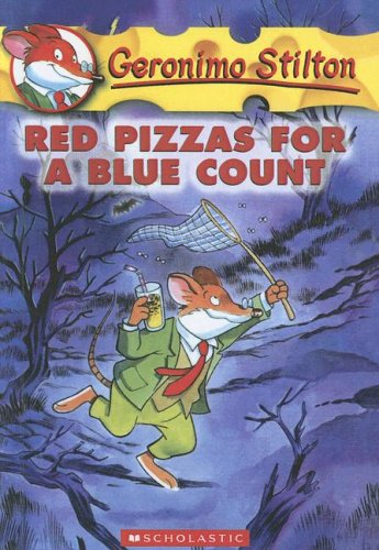 9780606328852: Red Pizzas for a Blue Count (Geronimo Stilton)