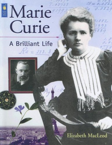 9780606329156: Marie Curie: A Brilliant Life (Snapshots)