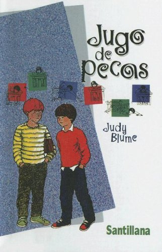 9780606329194: Jugo De Pecas / Freckle Juice (Spanish Edition)