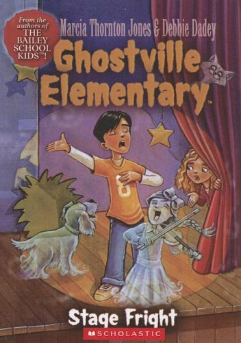 9780606329293: Stage Fright (Ghostville Elementary)