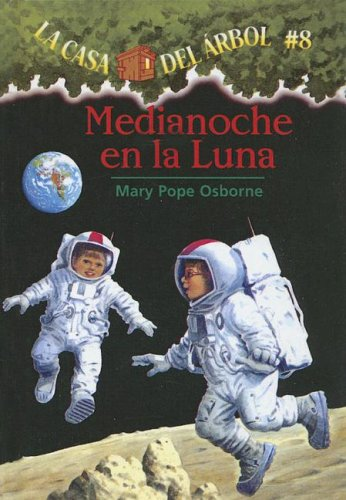 9780606329590: Medianoche En La Luna (La casa del arbol / Magic Tree House)