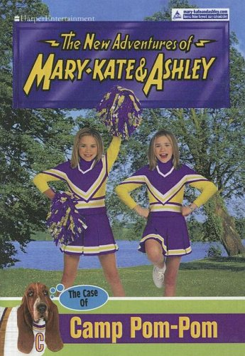9780606329712: The Case Of Camp Pom-pom (New Adventures of Mary-Kate and Ashley)