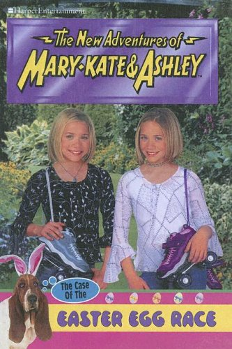 9780606329767: Case Of The Easter Egg Race (New Adventures of Mary-Kate & Ashley)