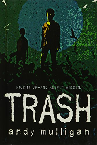 9780606330602: Trash (Turtleback School & Library Binding Edition)