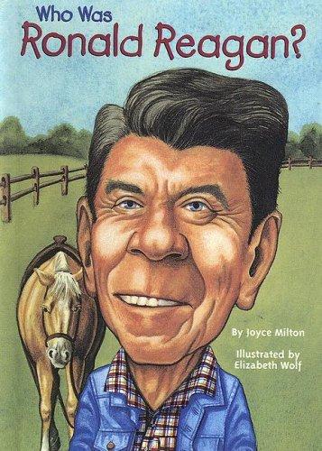 9780606330992: Who Was Ronald Reagan?