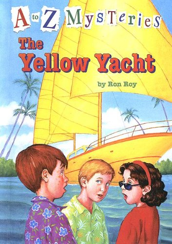 9780606332378: The Yellow Yacht (A to Z Mysteries)