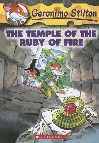 9780606332774: The Temple of the Ruby of Fire (Geronimo Stilton)